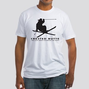 Ski Crested Butte, Colorado T-Shirt