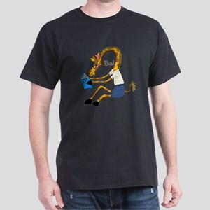 reading Giraffe T-Shirt