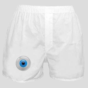 Giant Blue Eye Boxer Shorts