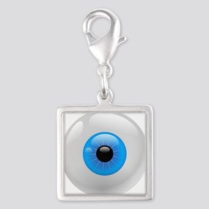 Giant Blue Eye Charms