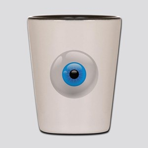 Giant Blue Eye Shot Glass