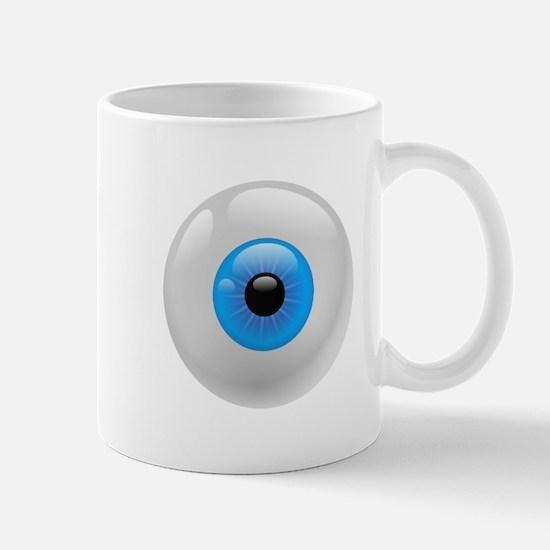 Giant Blue Eye Mugs