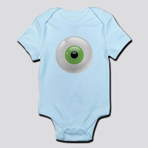 Giant Green Eye Body Suit