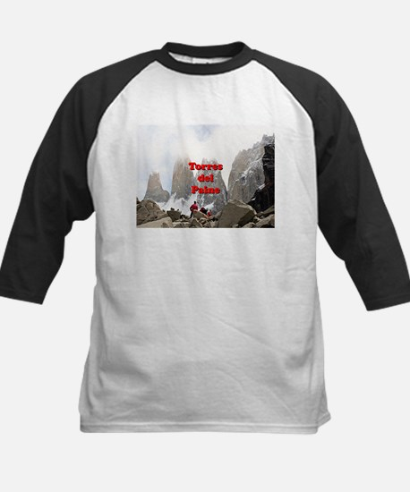 Torres del Paine, Chile Baseball Jersey