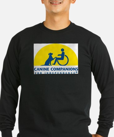 Color Canine Companions Logo Long Sleeve T-Shirt