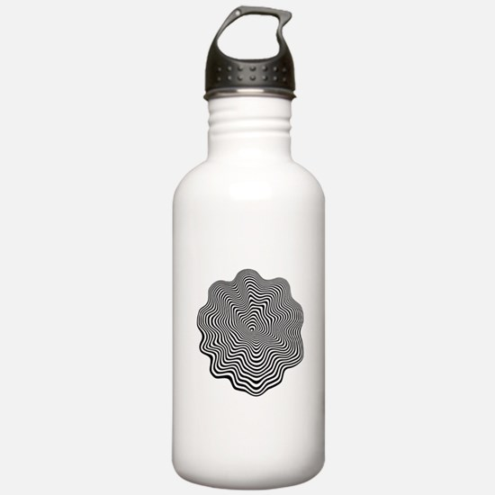 Messed Up Spiral Water Bottle