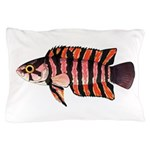 Ornate ctenopoma Pillow Case