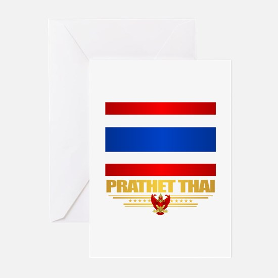 Thailand Greeting Cards