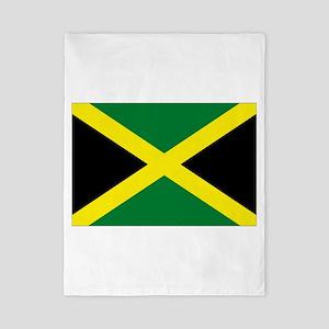 jamaican flag Twin Duvet