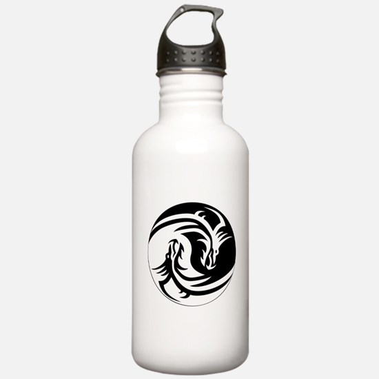 Dragon Circle Water Bottle