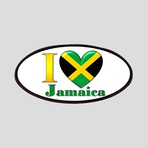 I love Jamaica Patch
