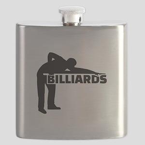 Billiards Flask