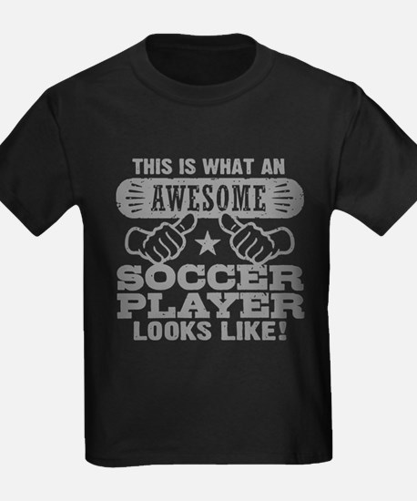 Awesome Soccer Player T