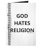 God Hates Religion Journal
