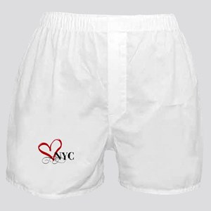 LOVE NYC FANCY Boxer Shorts