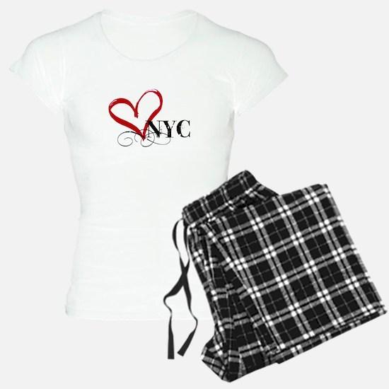 LOVE NYC FANCY Pajamas
