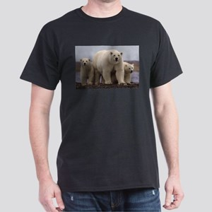 polar Bear Family T-Shirt