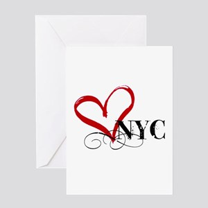 New york city stationery cafepress love nyc fancy greeting cards m4hsunfo