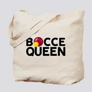Bocce Queen Tote Bag