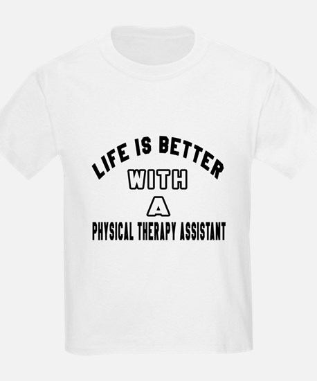 Physical Therapy Assistant Desi T-Shirt