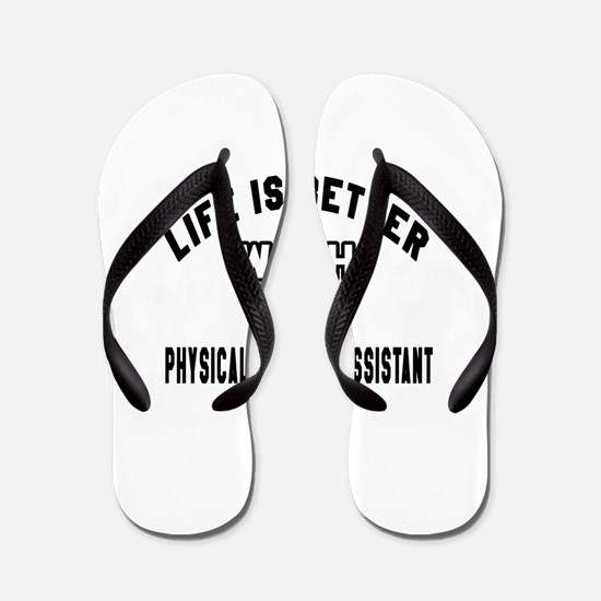 Physical Therapy Assistant Designs Flip Flops