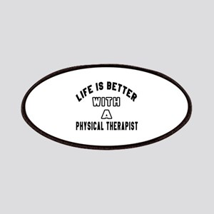 Physical Therapist Designs Patch