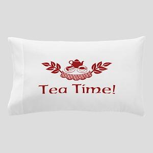 Tea Time Pillow Case
