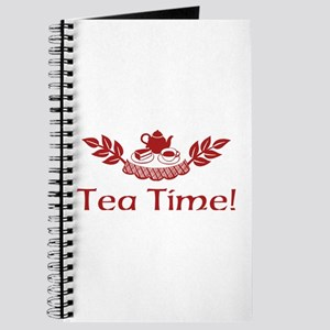 Tea Time Journal