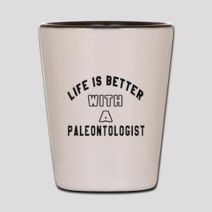 Paleontologist Designs Shot Glass