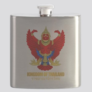 Thai Garuda Flask