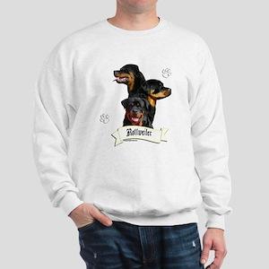 Rottie4shirtblack Sweatshirt
