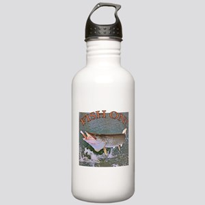 Fish on musky Stainless Water Bottle 1.0L