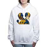 Chronokari Alpha Women's Hooded Sweatshirt