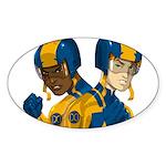 Chronokari Alpha Sticker