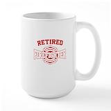 Firefighter Large Mugs (15 oz)