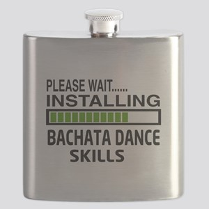 Please wait, Installing Bachata dance skills Flask