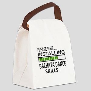 Please wait, Installing Bachata d Canvas Lunch Bag