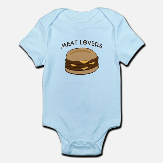 Meat Lovers Body Suit