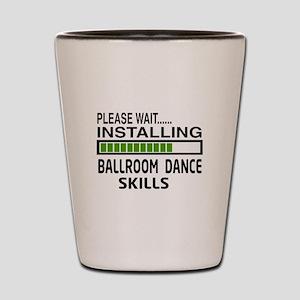 ballroom dance shot glasses cafepress