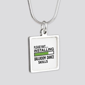 Please wait, Installing Ba Silver Square Necklace
