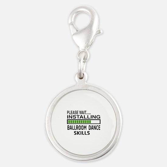 Please wait, Installing Ballro Silver Round Charm