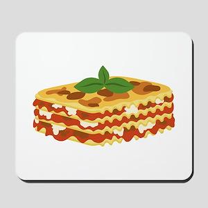 Lasagna Mousepad