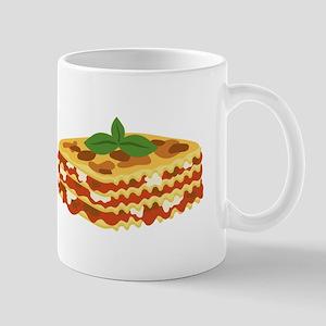 Lasagna Mugs