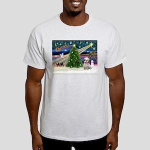 XmasMagic/Shih Tzu (15) Light T-Shirt