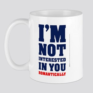 Not Interested Mug