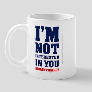 Not Interested Mug