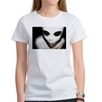 Alien Grey Women's T-Shirt