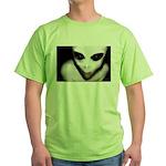 Alien Grey Green T-Shirt