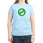 Choose Green Over Greed Women's Light T-Shirt