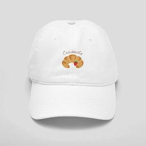 Croissants Baseball Cap
